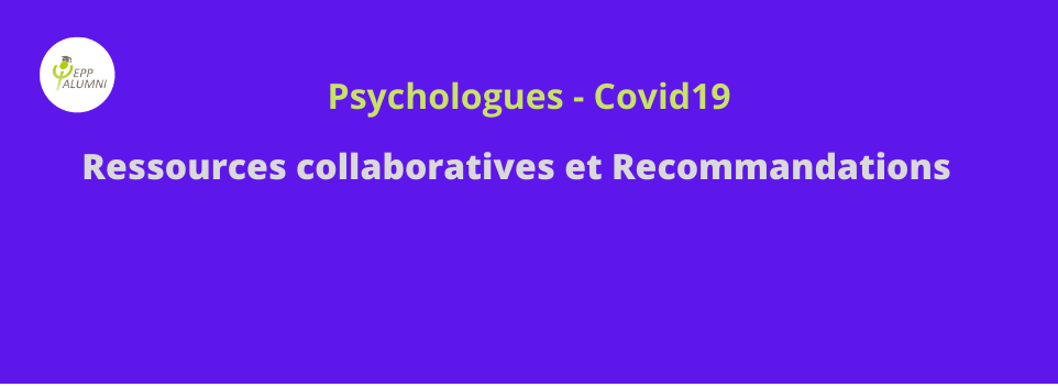 Psychologues - Covid19